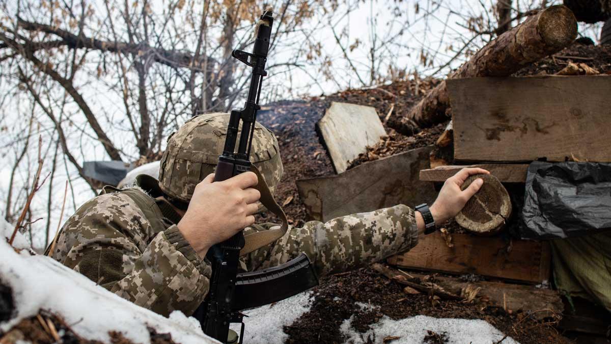 Donbass боевые действия в Донбассе