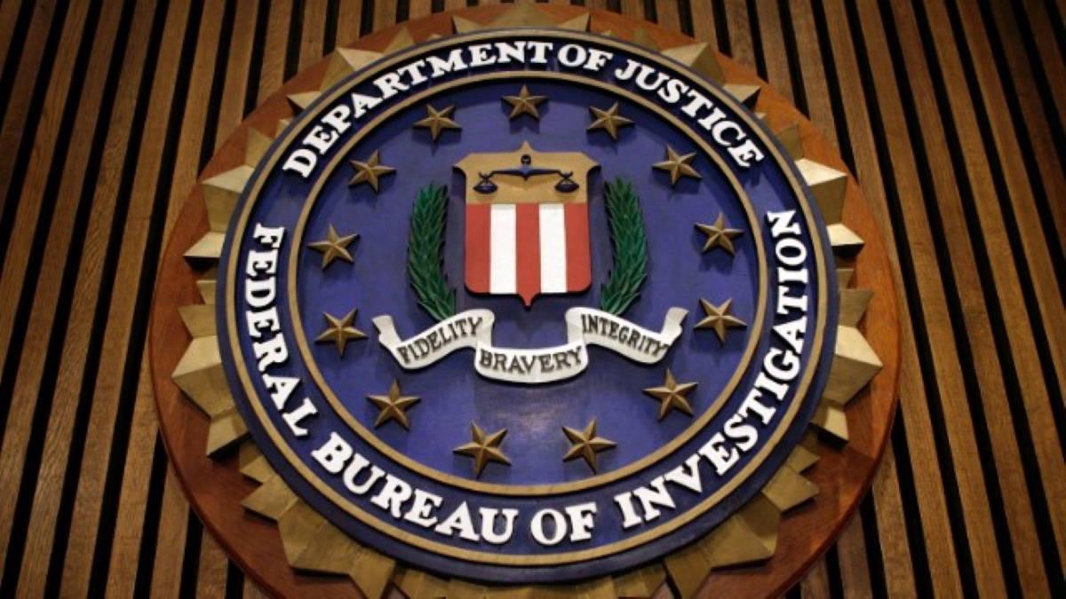 FBI ФБР логотип