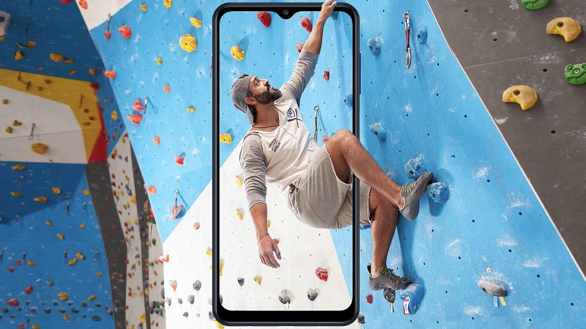 Смартфон Samsung Galaxy M12 black 64 GB