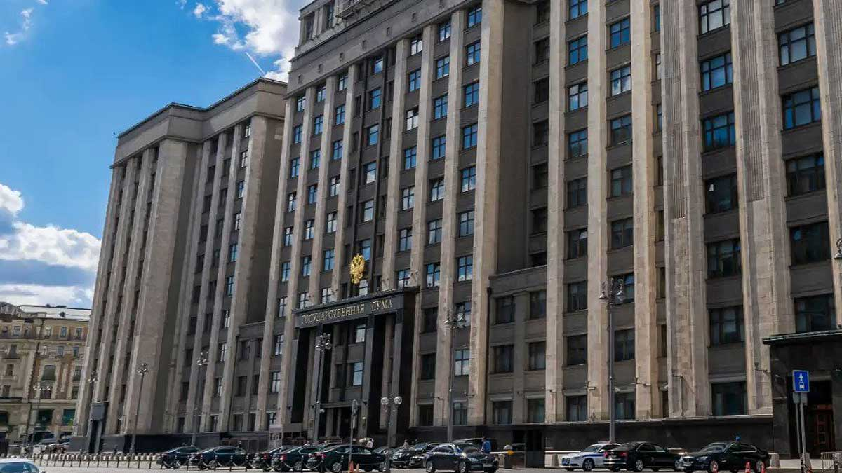 Государственная Дума Российской Федерации автомобили