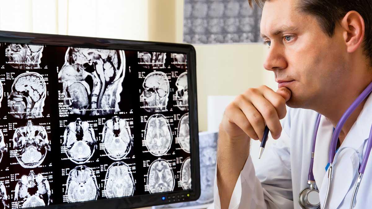 Компьютерная томография мозга доктор