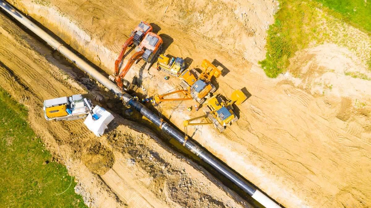 Конструкция Северный поток Nord Stream-2