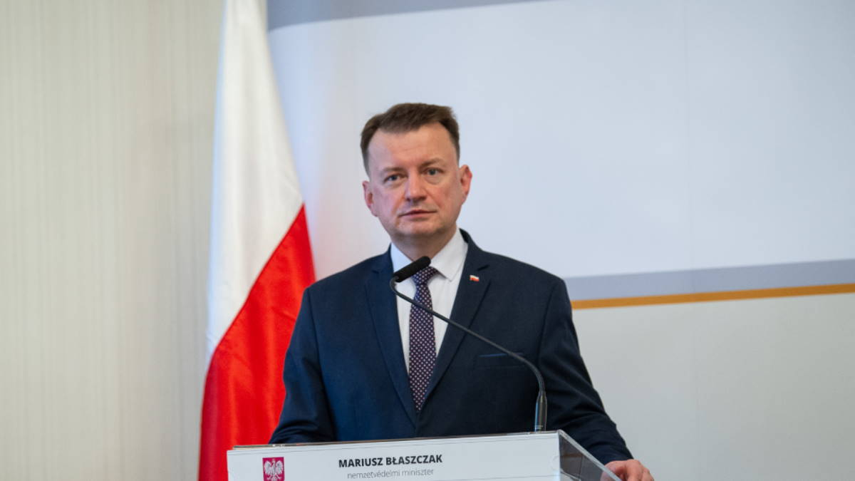 Мариуш Блащак - Mariusz Błaszczak
