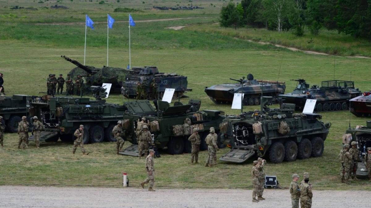 НАТО NATO