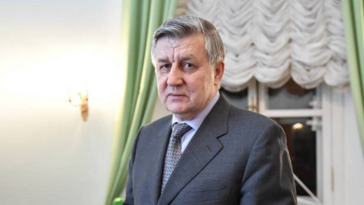 Академик РАН Николай Долгушкин