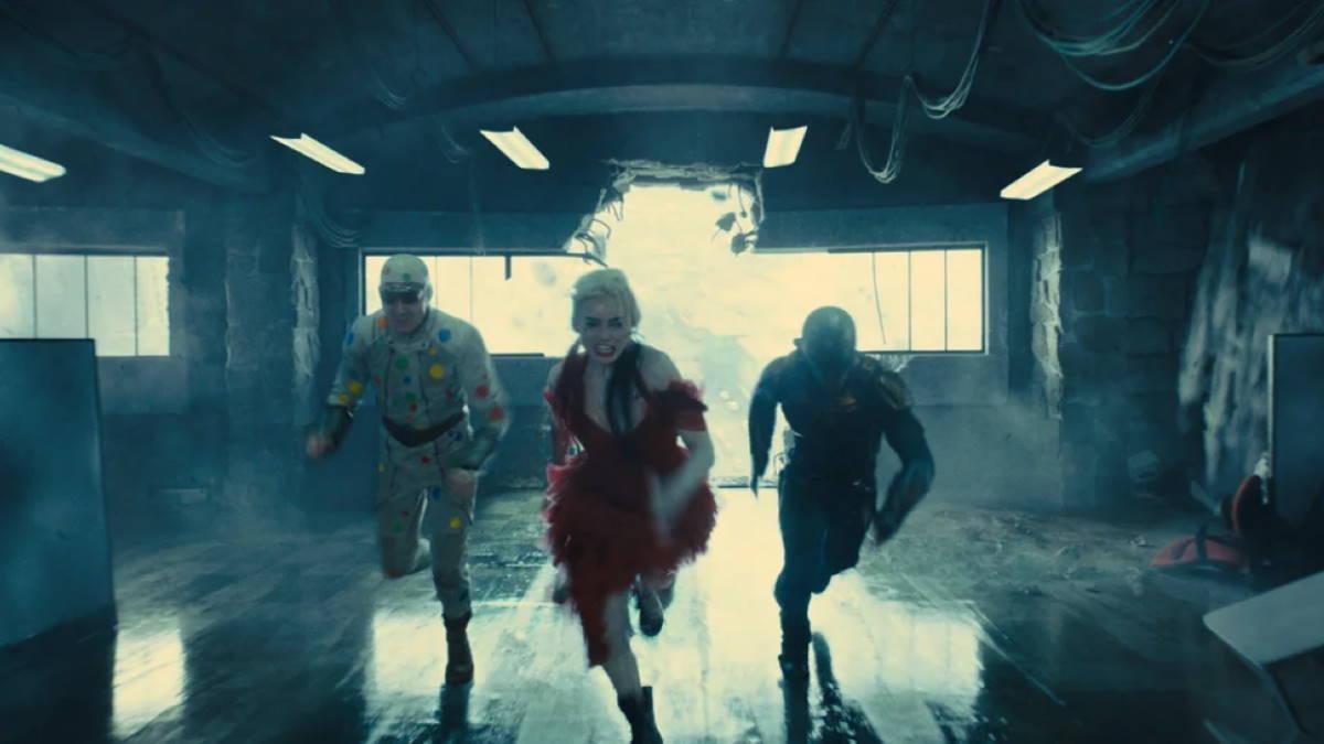 Кадр из фильма Отряд самоубийц 2