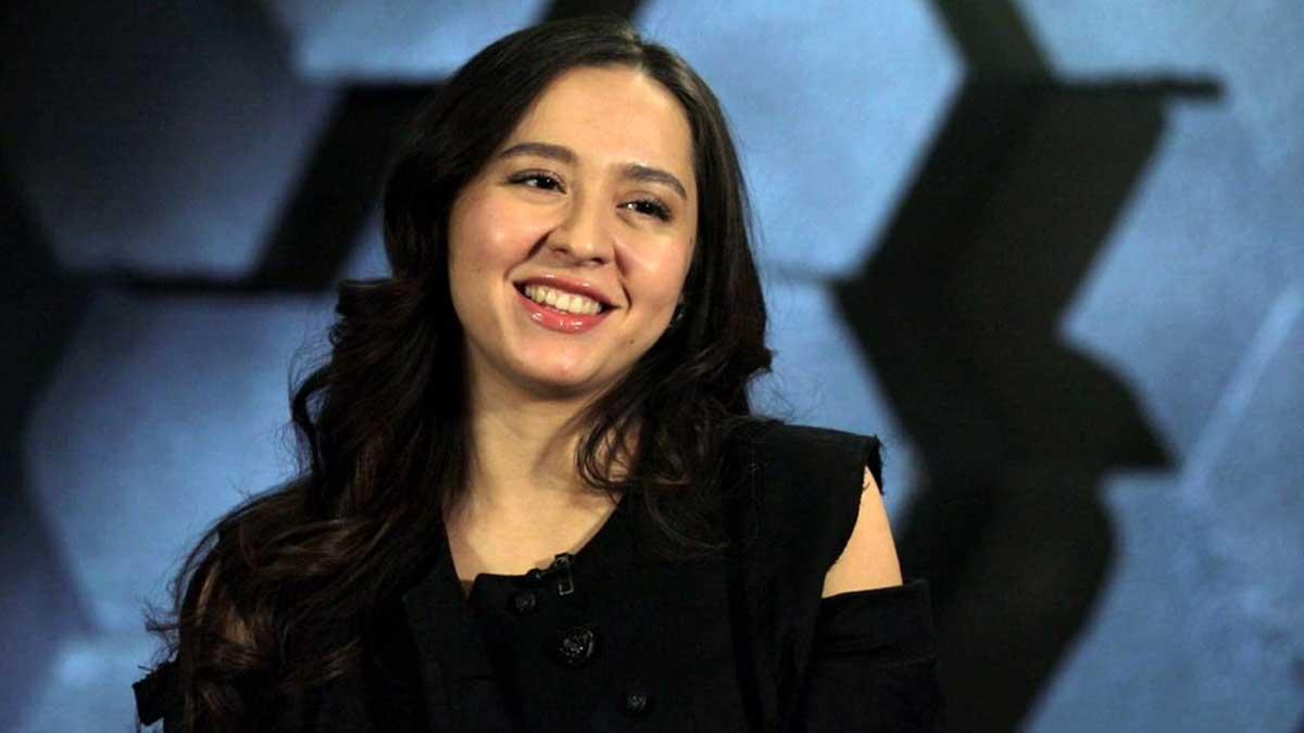 певица Manizha