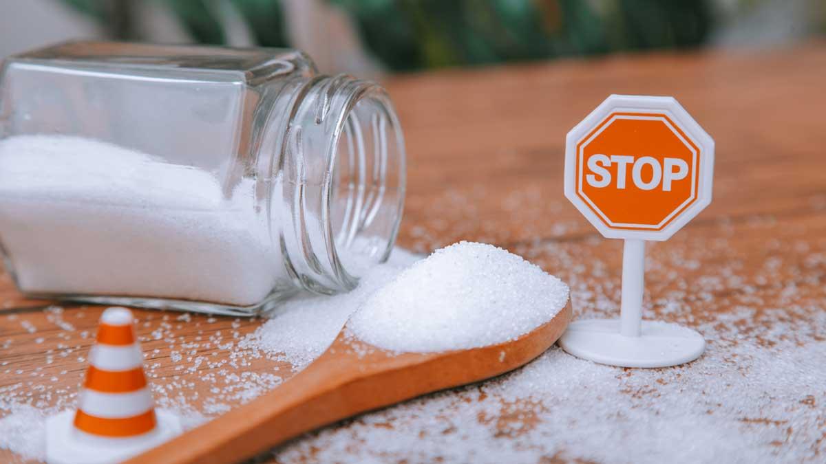 Сахар ложка банка стоп