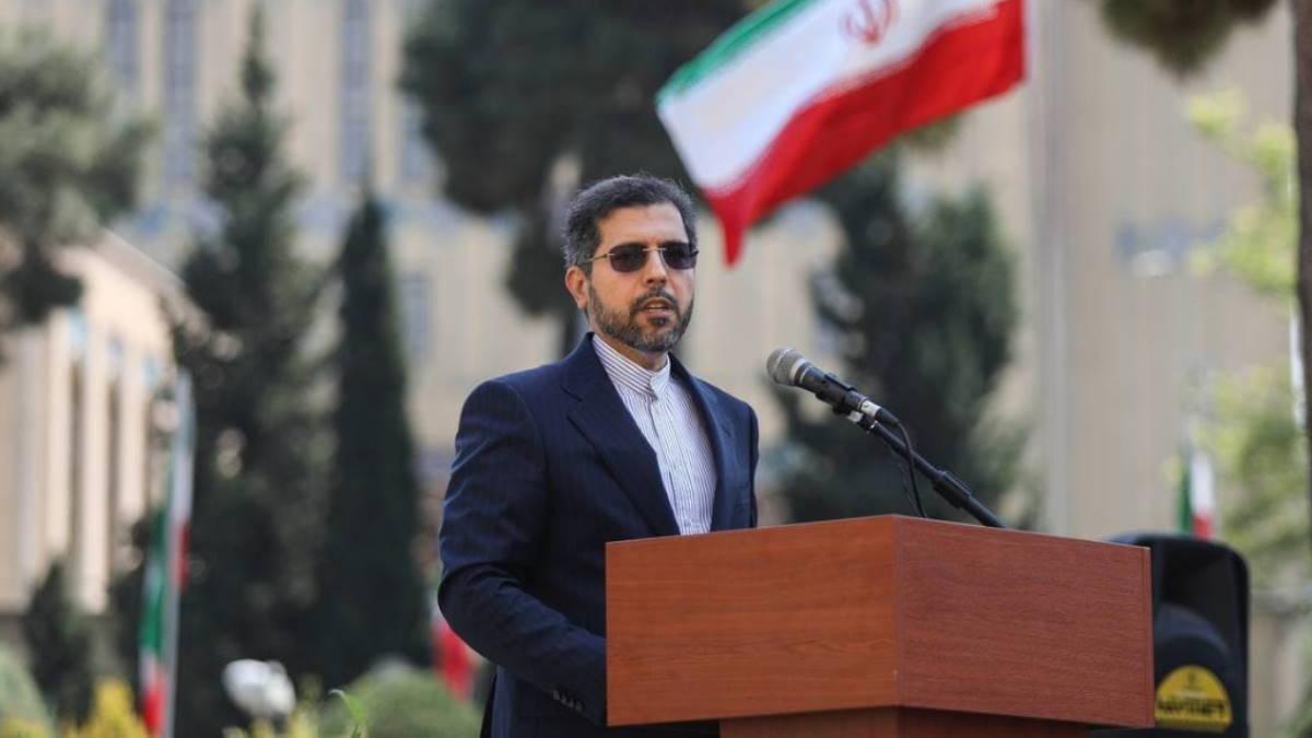 Представитель МИД Ирана Саид Хатибзаде