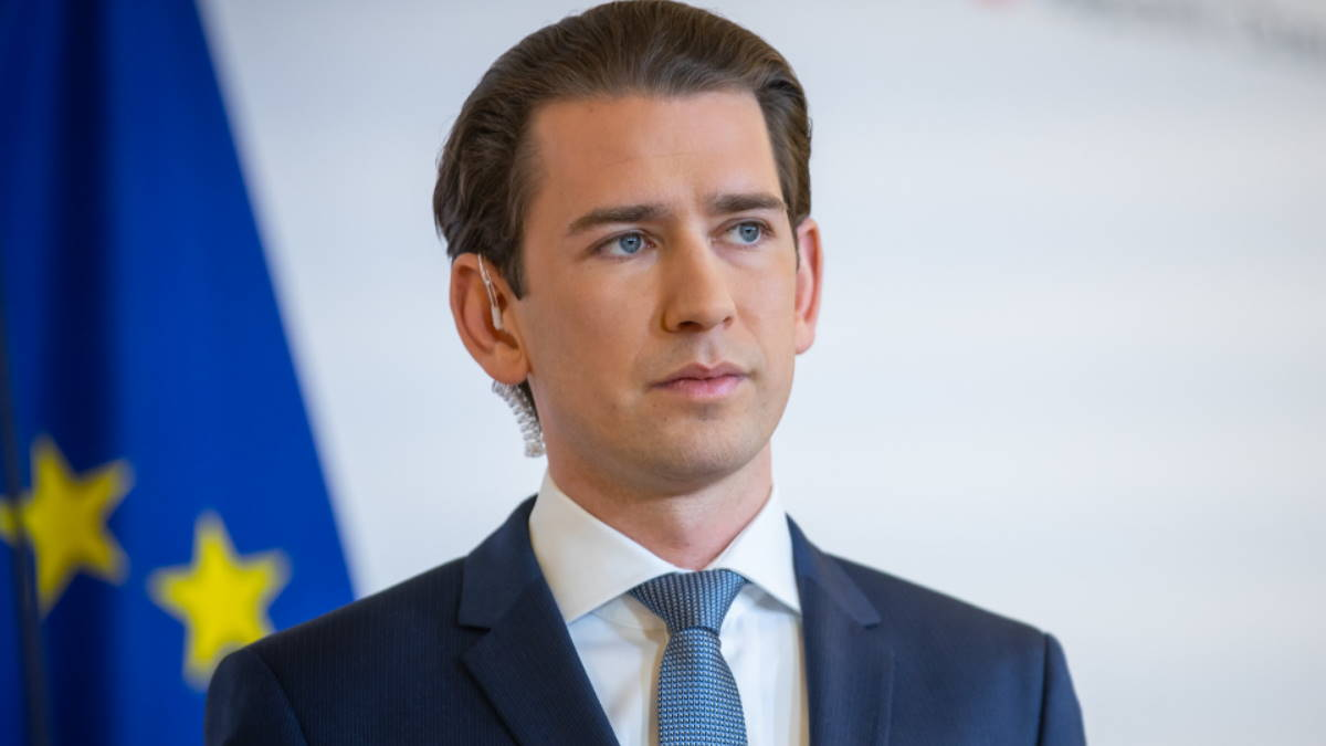 Себастьян Курц - Sebastian Kurz