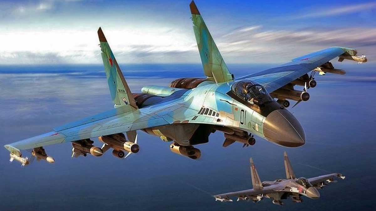 Су 35 ВВС России