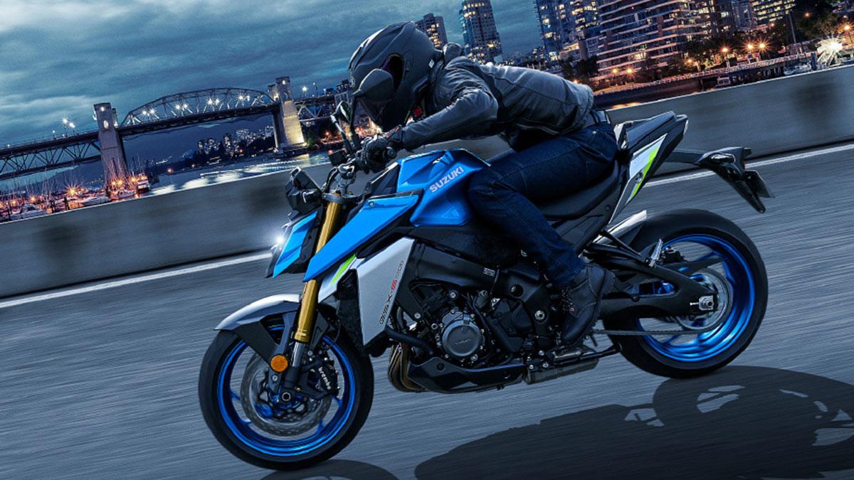 мотоцикл Suzuki GSX-S1000