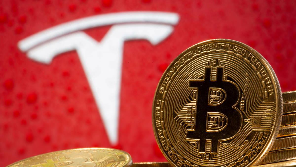 Tesla и Bitcoin