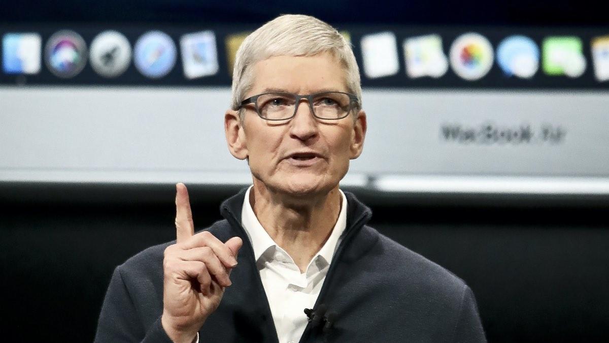 Тим Кук, глава компании Apple