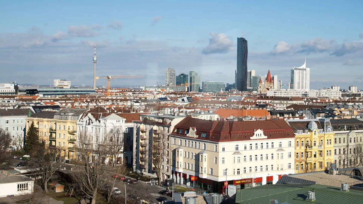 Вена Австрия туризм