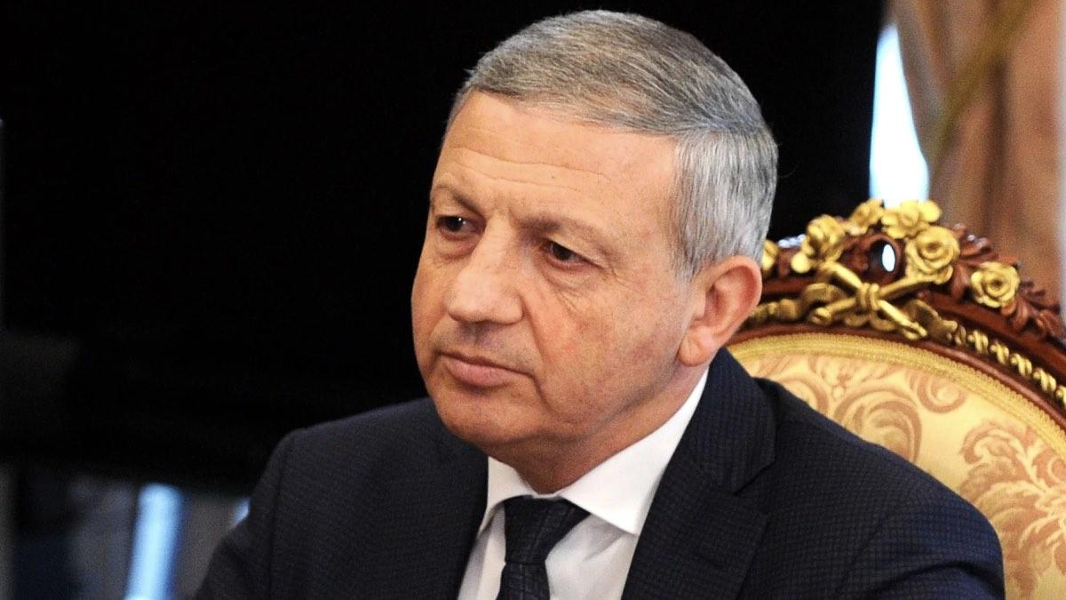 Глава республики Северная Осетия Вячеслав Зелимханович Битаров
