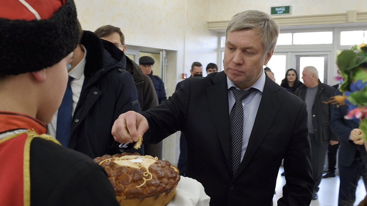 Алексей Русских, врио губернатора Ульяновской области