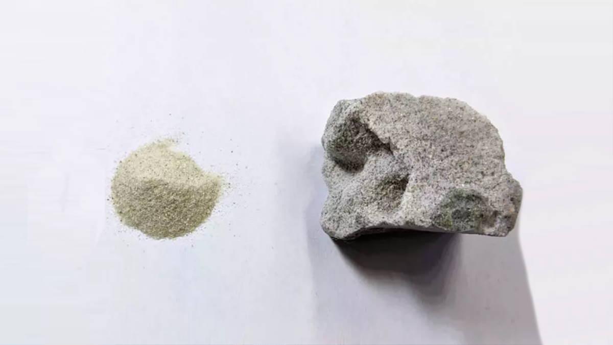 бесцементный бетон