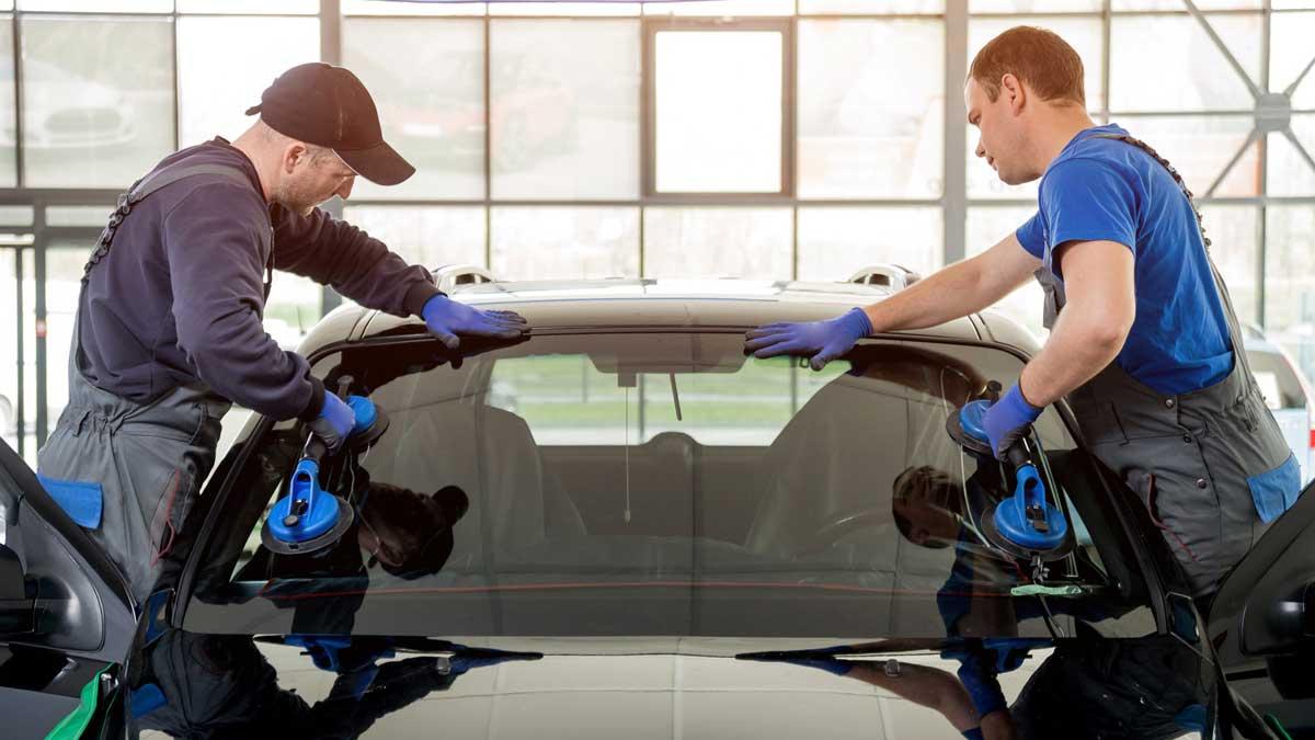 car windshield лобовое стекло автомобиля