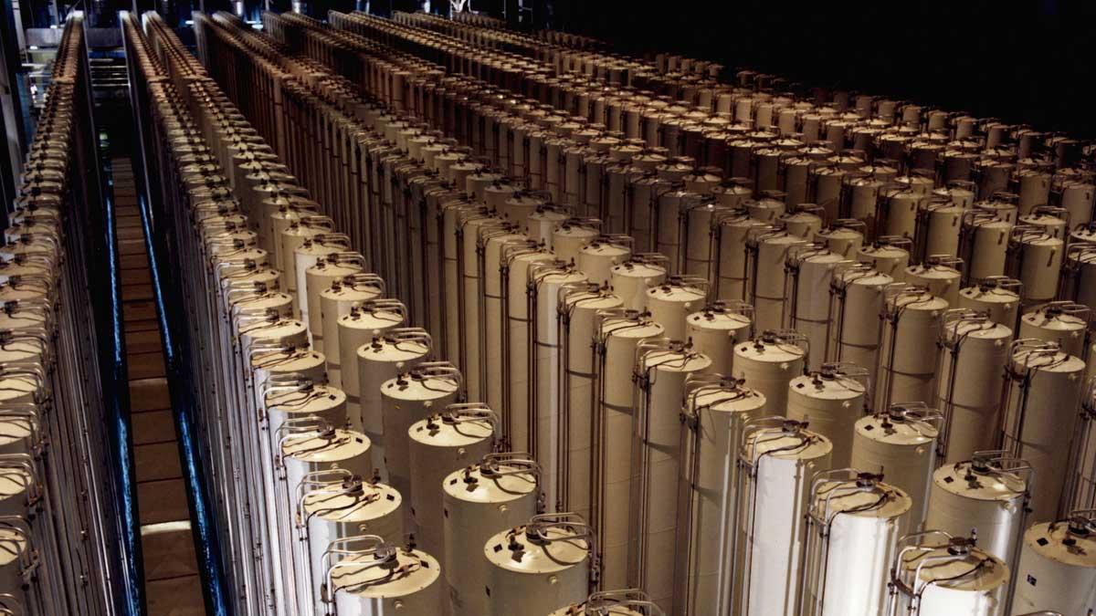центрифуги для обогащения урана