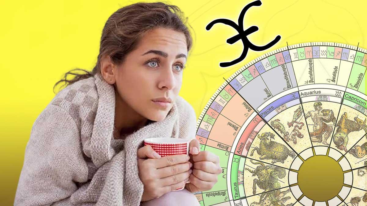 девушка болеет чай знаки зодиака