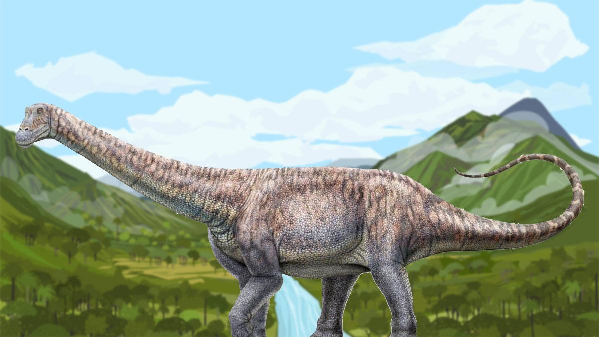 вид гигантских динозавров под названием Arackar licanantay