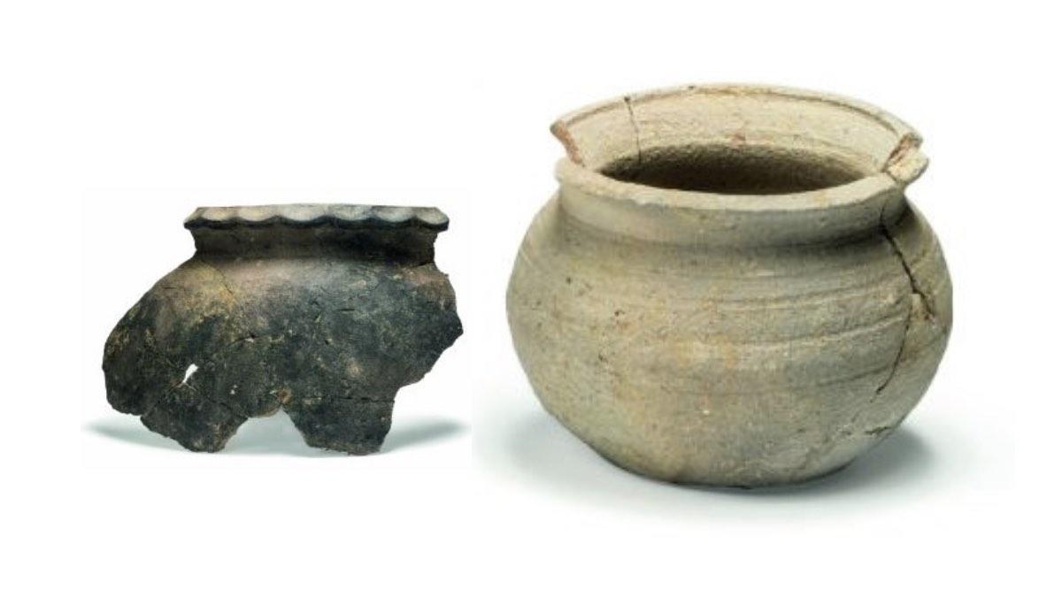 древние еврейские горшки кошерная еда