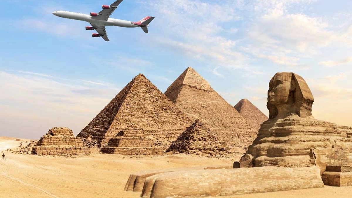 египет авиасообщение