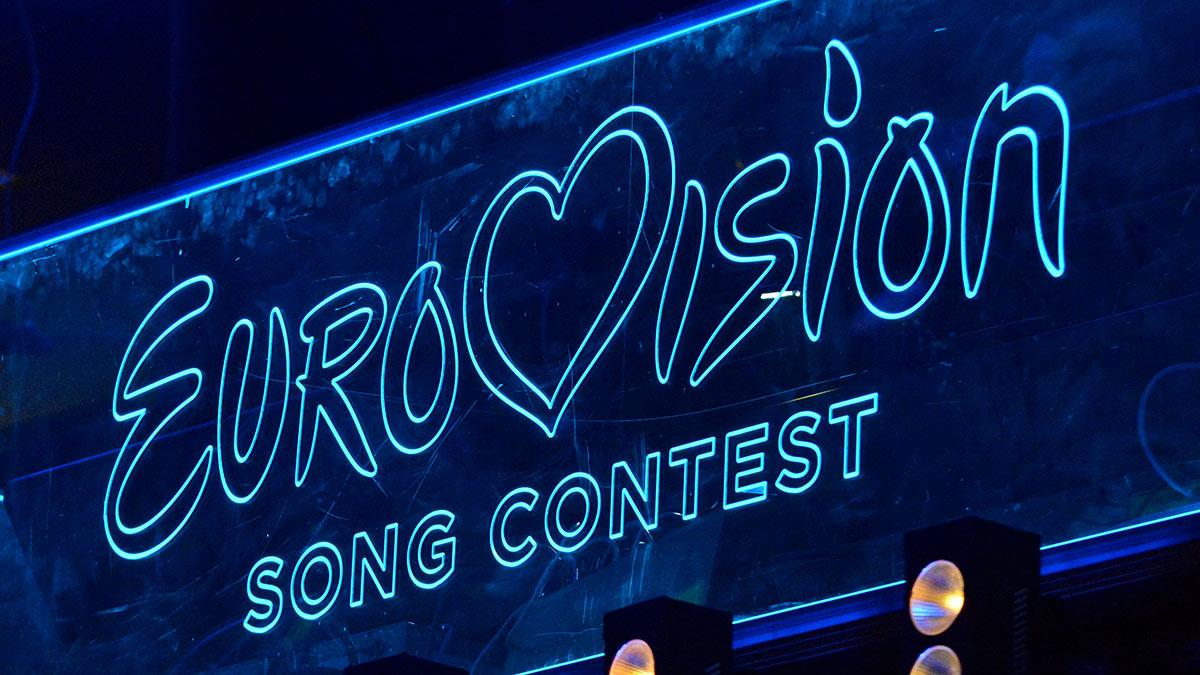 eurovision конкурс евровидение вывеска