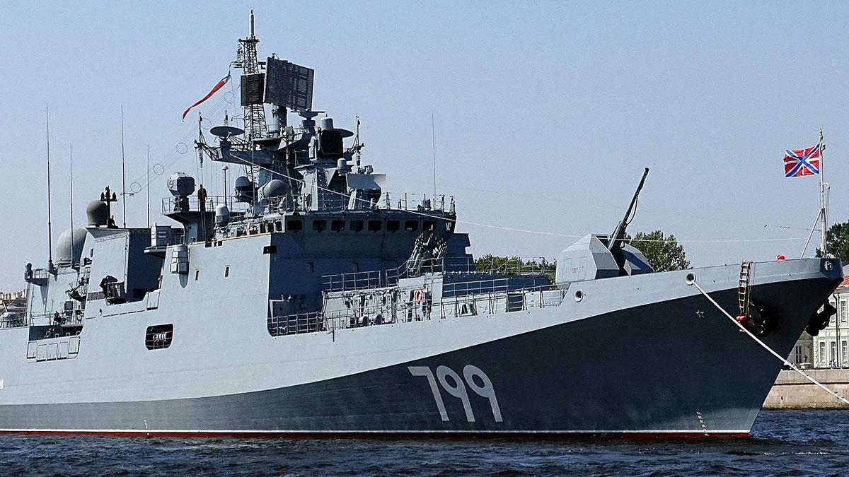 фрегат адмирал макаров большой противолодочный корабль (БПК)