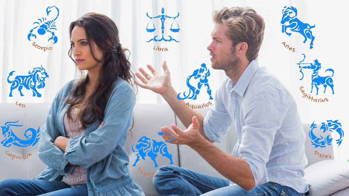 гороскоп знаки зодиака обида мужчина женщина