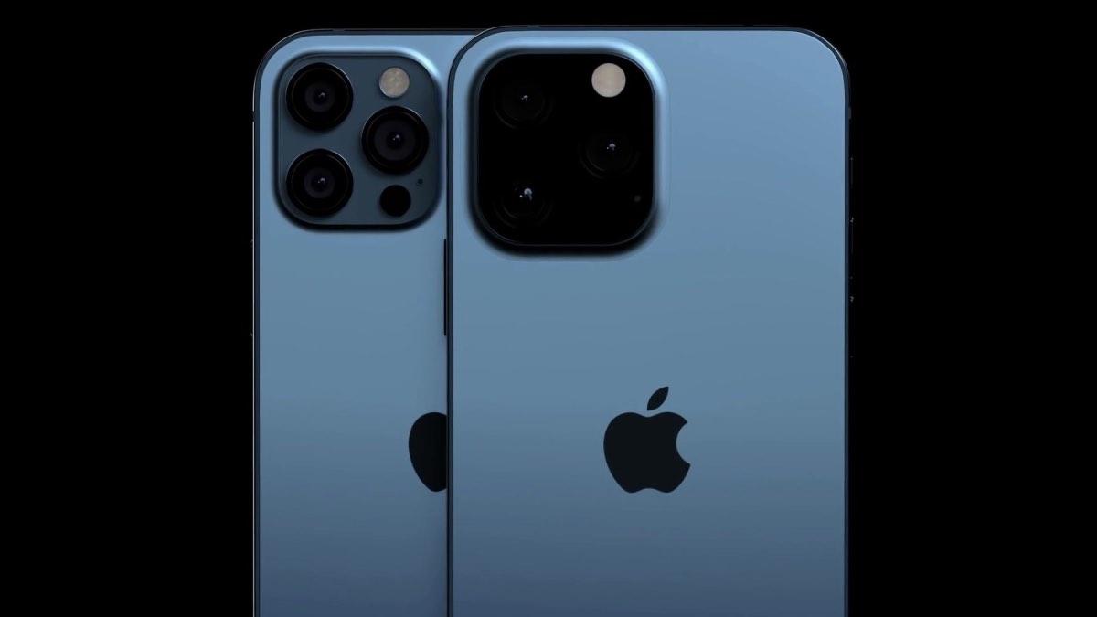 iPhone 13 камера