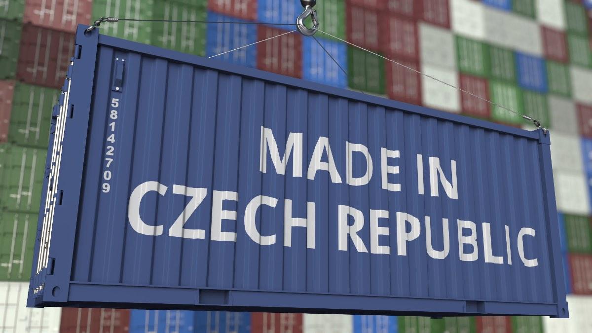 импорт из чехии контейнер