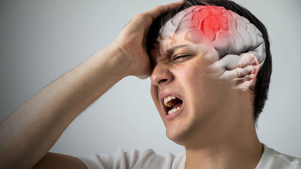 головная боль кровоизлияние