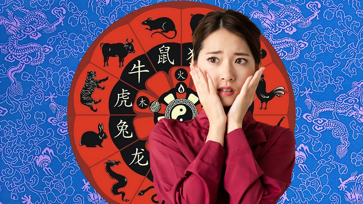 китайский гороскоп проблемы девушка предсказания