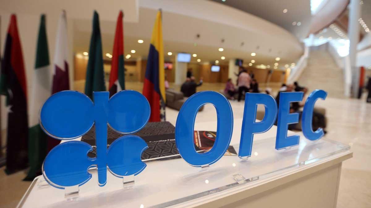 логотип ОПЕК флаги