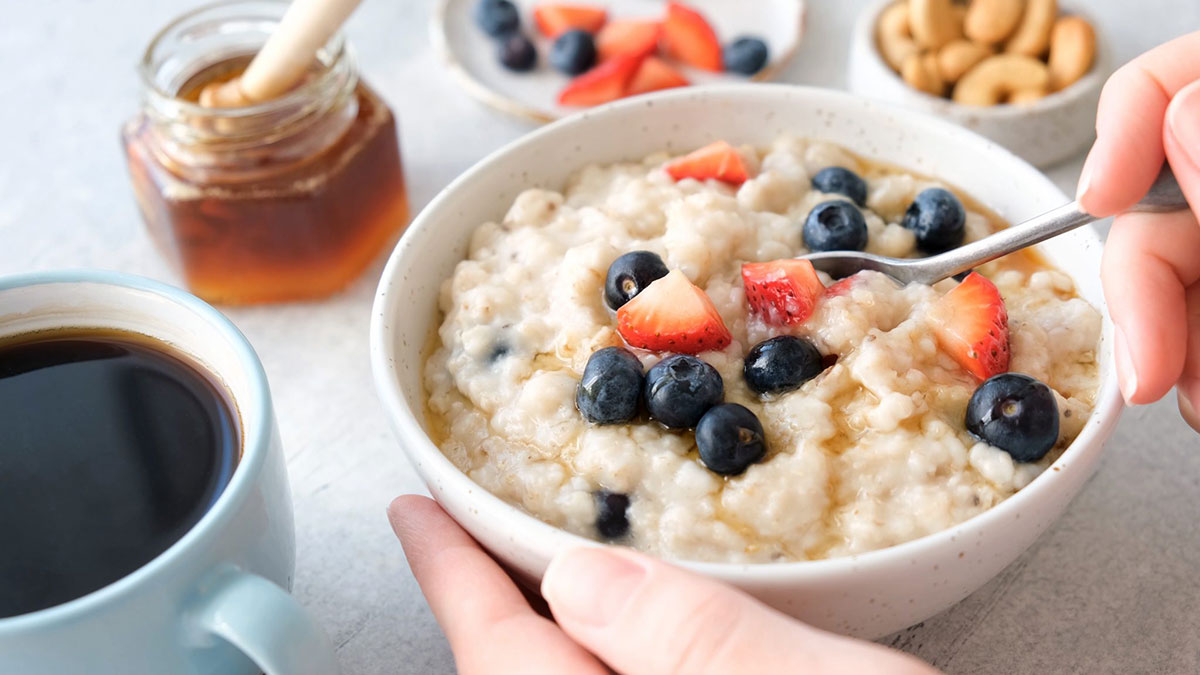 овсянка геркулес каша завтрак