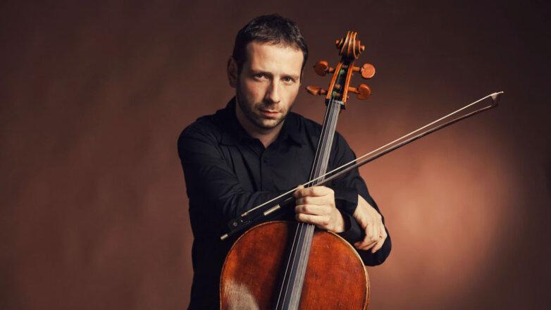 виолончелист Борис Андрианов