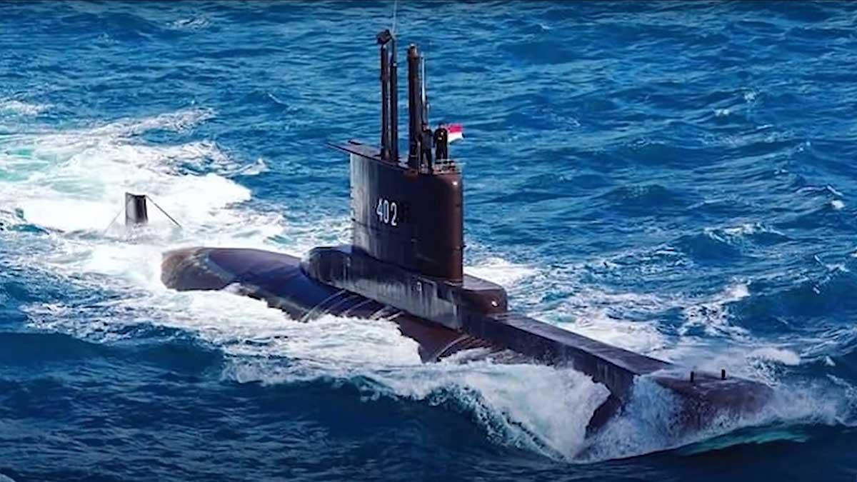 подводная лодка Индонезия