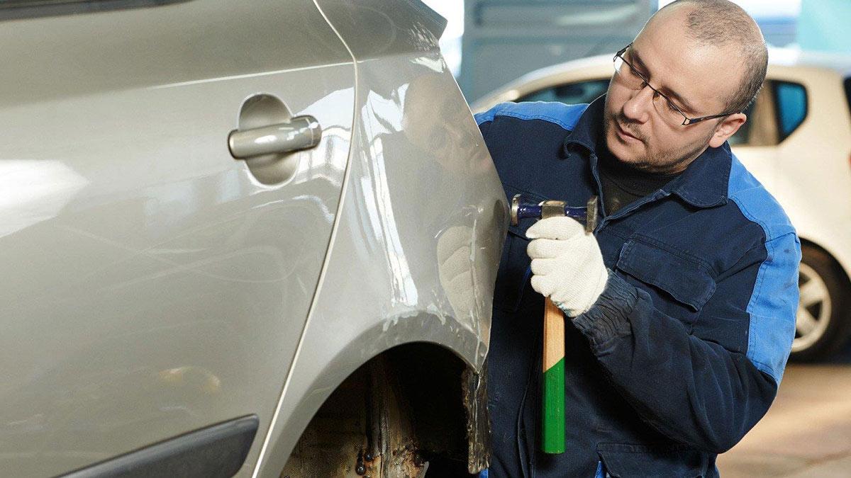 рихтовка исправление кузова автомобиля