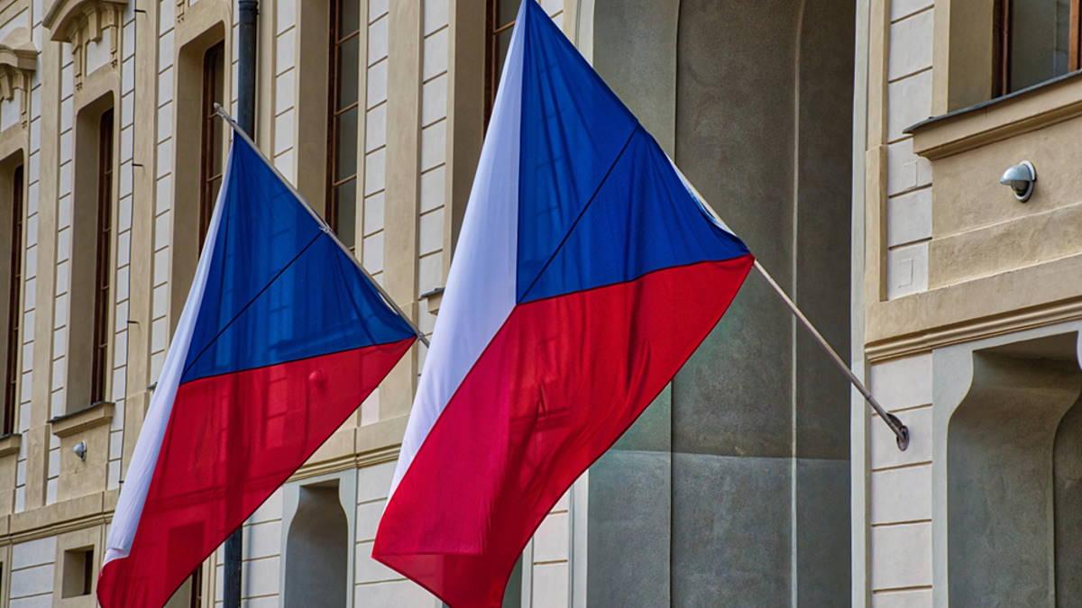Чехия флаги