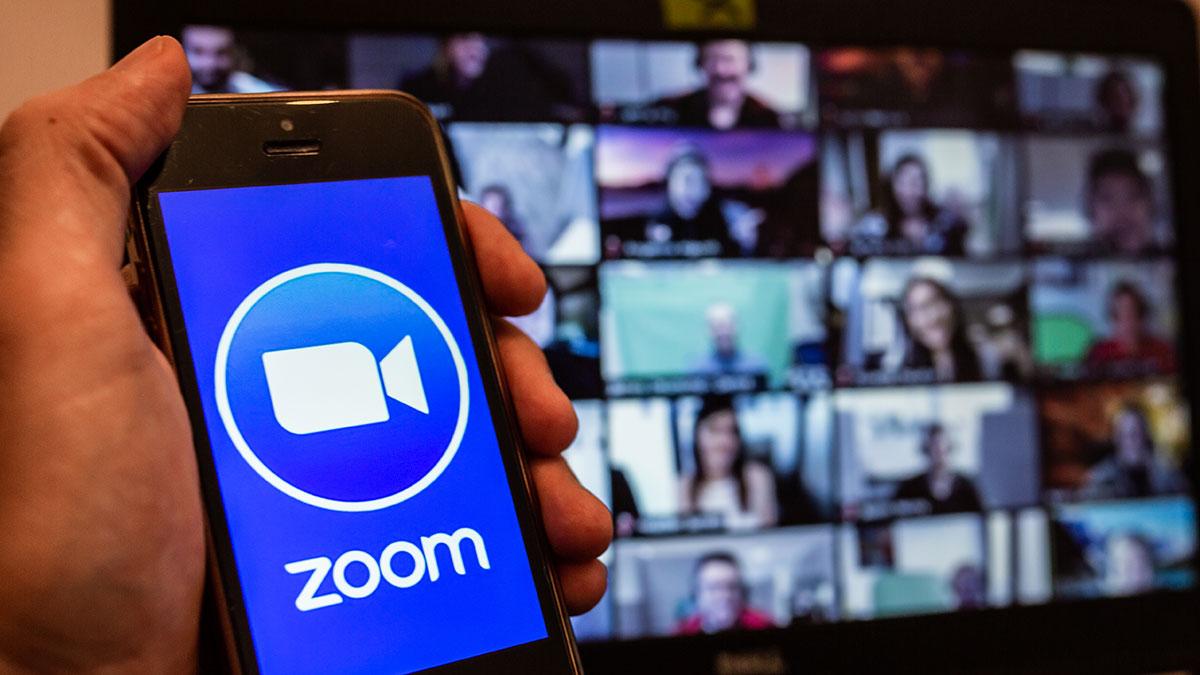 zoom программа видеоконференция приложение