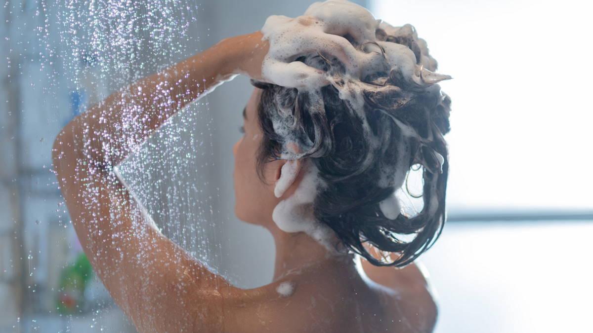 шампунь душ
