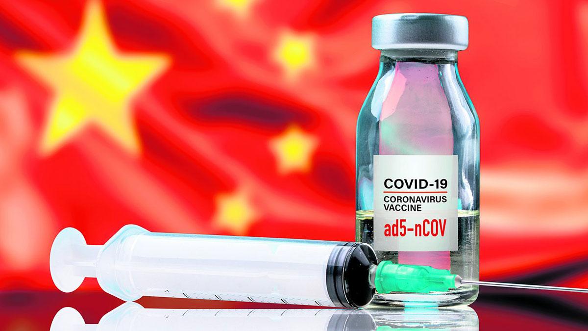 Вакцина от коронавируса китай ампула шприц