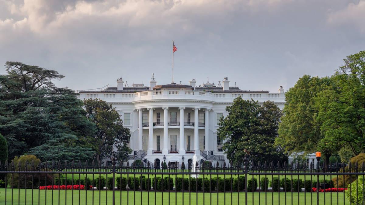 США Белый дом