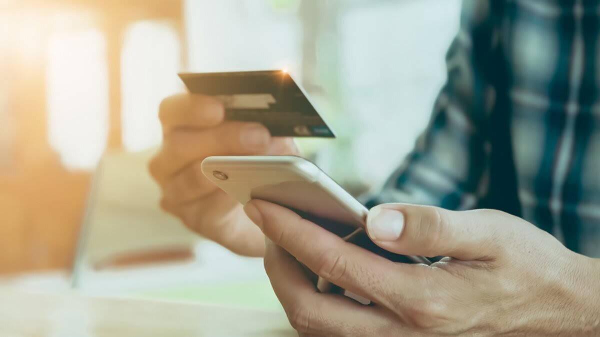 Телефон кредитная карта