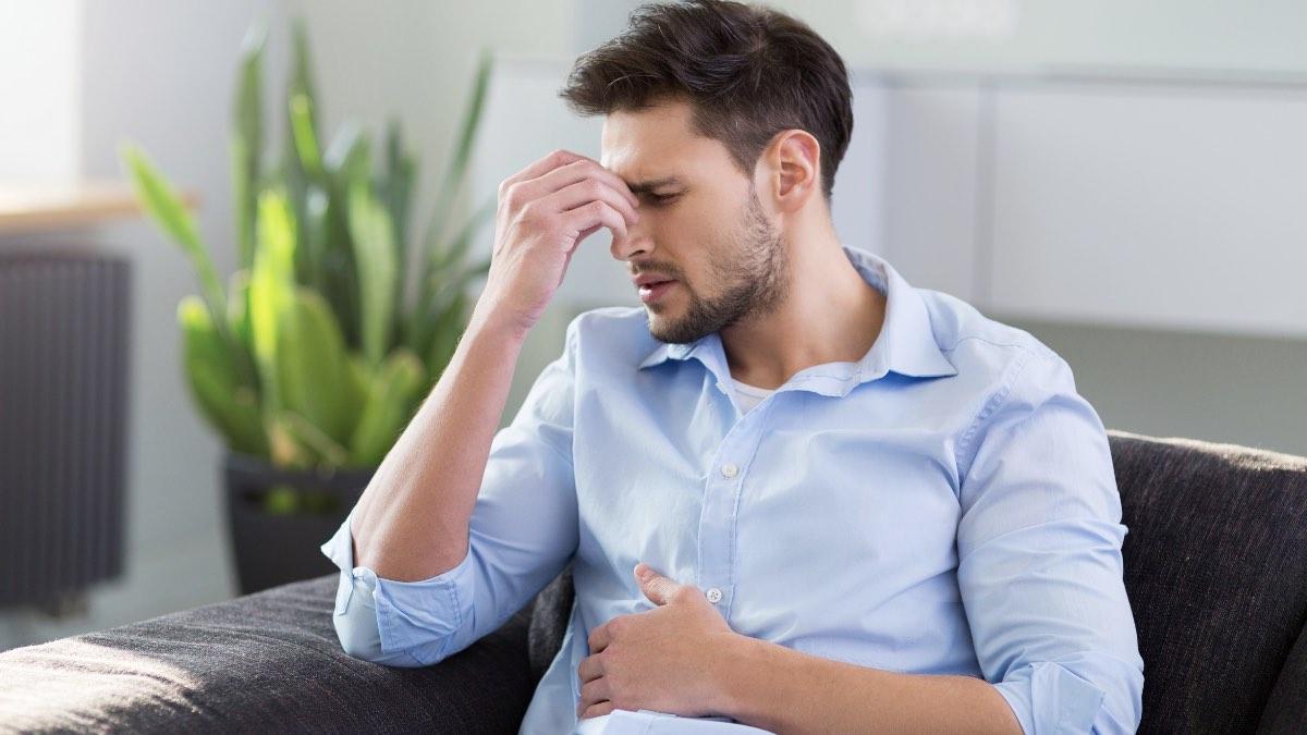 усталость слабость болит печень