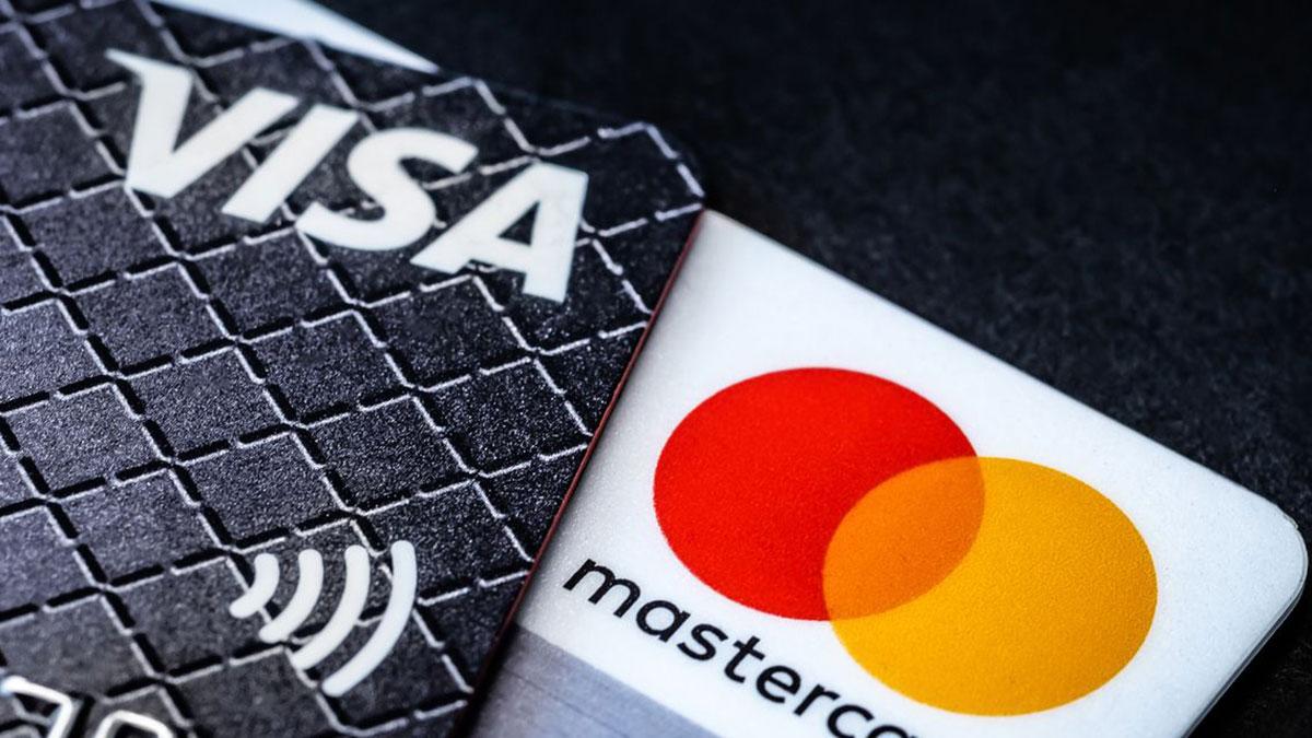 visa mastercard банковские карты платежные системы