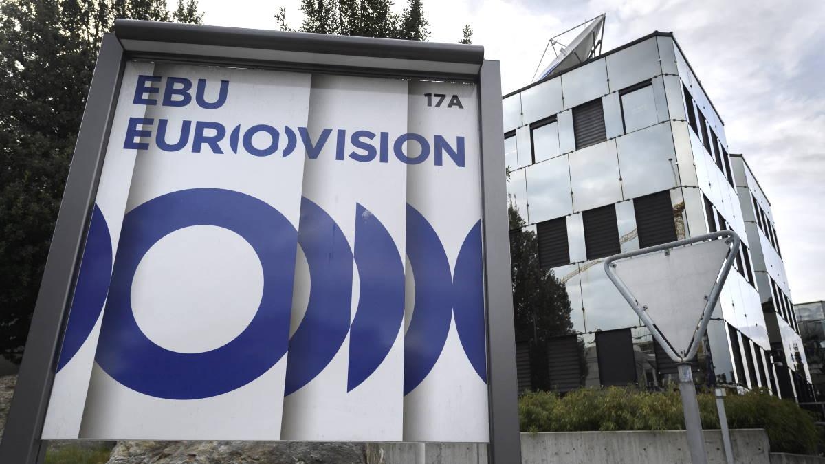 Европейский вещательный союз - European Broadcasting Union