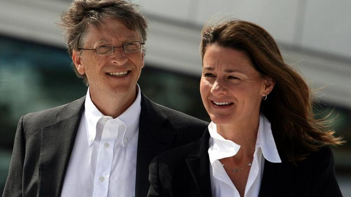 Билл Гейтс и Мелинда